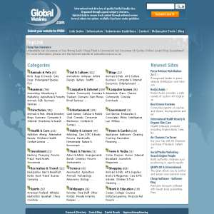 Global Web Links - Quality Directory