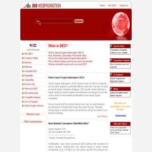 JNB Web Promotion