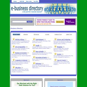 Ebusiness Directory