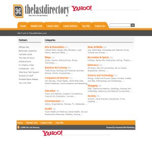 The Last Directory