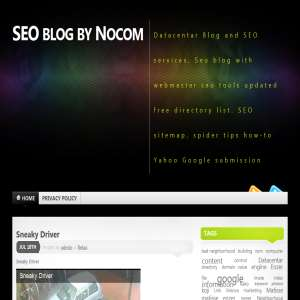 SEO blog by Nocom