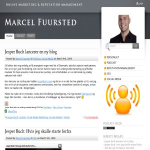 Internet Marketing & SEO expert Marcel Fuursted