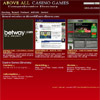 Casino Games Directory Above All