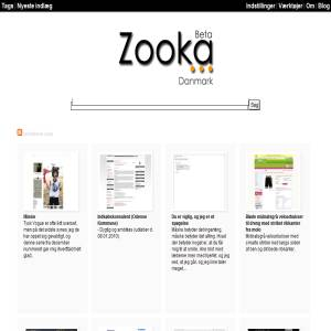 Zooka.dk - Realtime, Semantic, Feeds, Tags, Zooka, Search engine