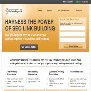 Link Building Strategies - Link Building Strategies