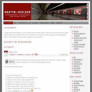 Martin Nielsen - PHP, CSS, JavaScript tutorials
