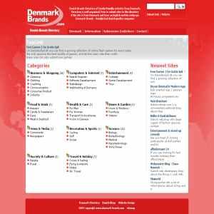 Danish Brands Directory - Denmark