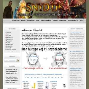 Snydekoder - PC, PS3, PS2, Nintendo Wii