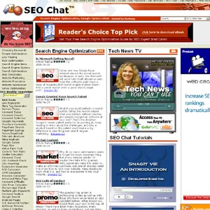 SEO Chat | Search Engine Optimization, Google Optimization
