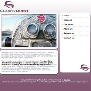 Clarity Quest Marketing