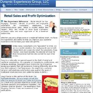 Retail consultant