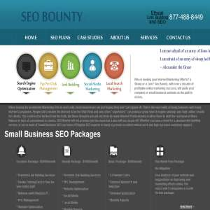 Seo Firm - SEO Bounty