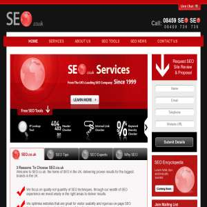 Search Engine Optimization - SEO.co.uk